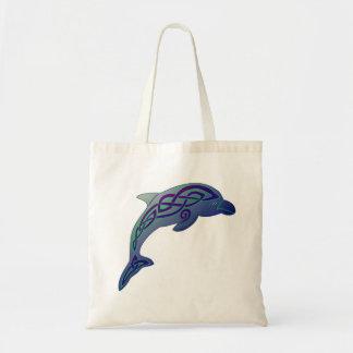 Bolsa Tote Sacola celta do golfinho