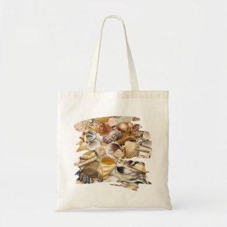 Bolsa Tote Sacola colorida dos Seashells