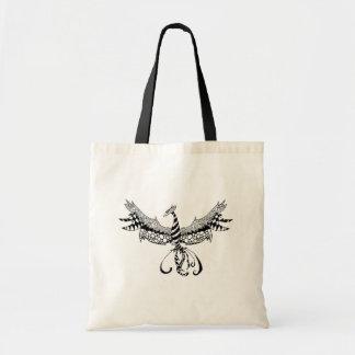 Bolsa Tote Sacola com design original de Phoenix