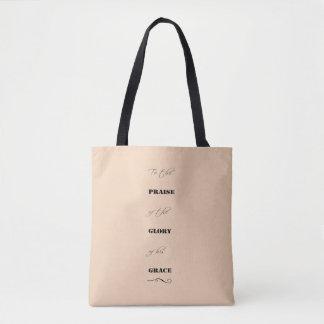 Bolsa Tote Sacola cor-de-rosa feminino da