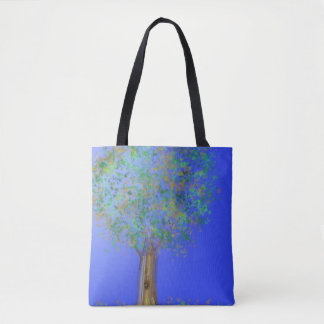 Bolsa Tote Sacola da árvore da queda