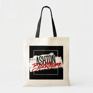 Bolsa Tote Sacola da assinatura de Ashton Blackthorne!