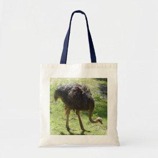 Bolsa Tote Sacola da avestruz