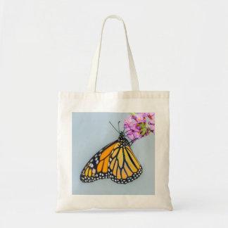 Bolsa Tote Sacola da borboleta de monarca