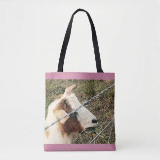 Bolsa Tote Sacola da cabra