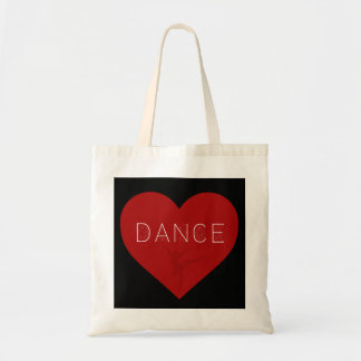 Bolsa Tote Sacola da dança