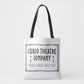 Bolsa Tote Sacola da estação 13 do teatro do objeto antigo