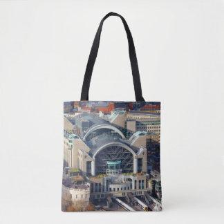 Bolsa Tote Sacola da estação da rua do canhão de Londres