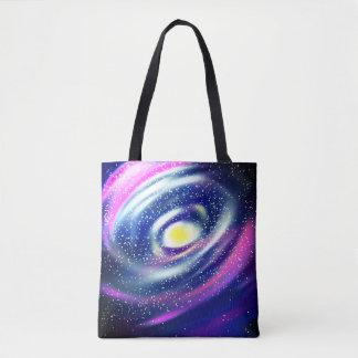 Bolsa Tote Sacola da galáxia