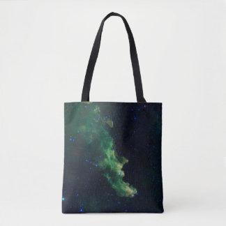 Bolsa Tote Sacola da galáxia do espaço