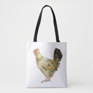 Bolsa Tote Sacola da galinha