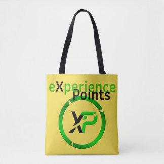 Bolsa Tote sacola da moeda dos pontos da experiência/XP