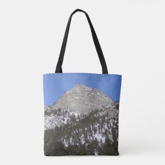 Bolsa Tote Sacola da montanha - fotos diferentes em cada