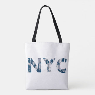 Bolsa Tote Sacola da Nova Iorque