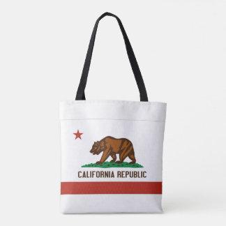 Bolsa Tote Sacola da república de Califórnia!