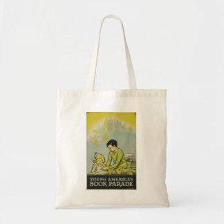 Bolsa Tote Sacola da semana de livro de 1932 crianças