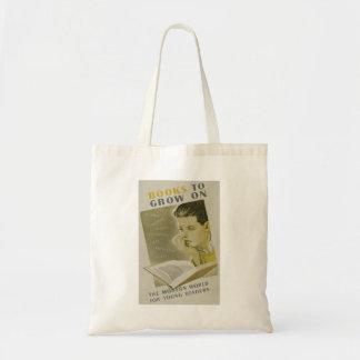 Bolsa Tote Sacola da semana de livro de 1936 crianças