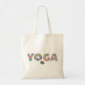 Bolsa Tote Sacola da vida da ioga