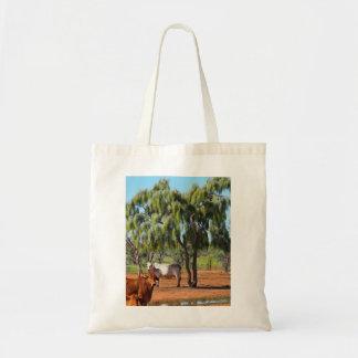 Bolsa Tote Sacola das árvores de Waddi