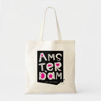 Bolsa Tote Sacola de Amsterdão