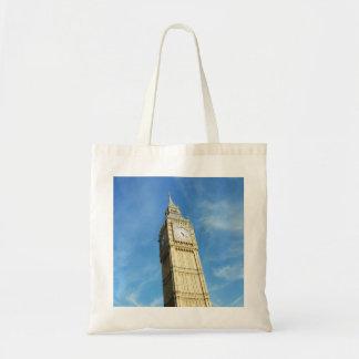 Bolsa Tote Sacola de Big Ben (torre de Elizabeth)