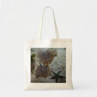 Bolsa Tote Sacola de cabeça para baixo das medusa