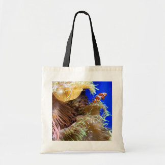 Bolsa Tote Sacola de Clownfish