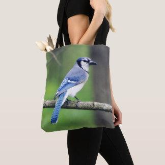 Bolsa Tote Sacola de Jay azul
