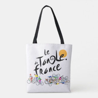 Bolsa Tote Sacola de Le Emaranhado de France (Le Tour de