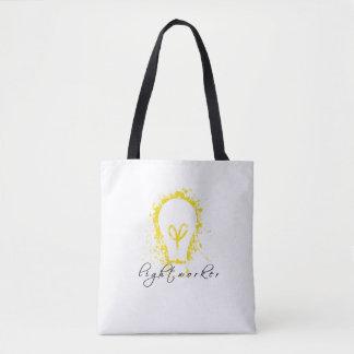 Bolsa Tote Sacola de Lightworker
