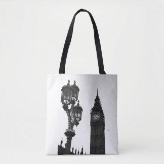 Bolsa Tote Sacola de Londres