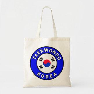 Bolsa Tote Sacola de Taekwondo