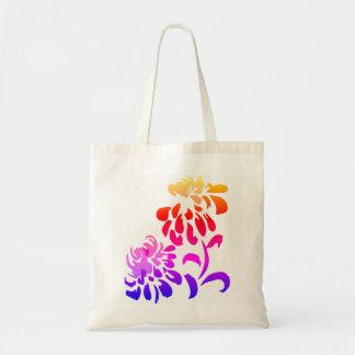 Bolsa Tote sacola de viagem flor primavera