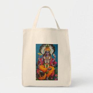 Bolsa Tote Sacola de Vishnu -- serenely bonito