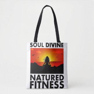 Bolsa Tote Sacola divina da alma
