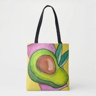 Bolsa Tote Sacola do abacate