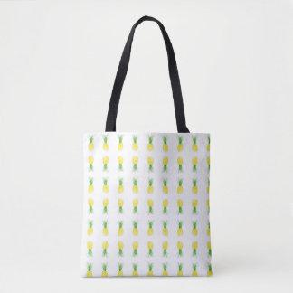Bolsa Tote sacola do abacaxi