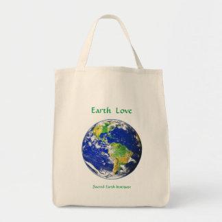 Bolsa Tote Sacola do amor da terra