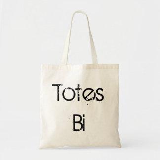 Bolsa Tote Sacola do Bi dos bolsas, nenhum fundo