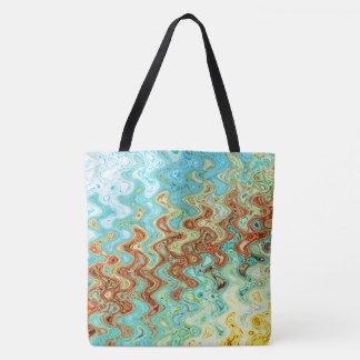 Bolsa Tote Sacola do Bluebell & do Yarrow pelo artista C.L.