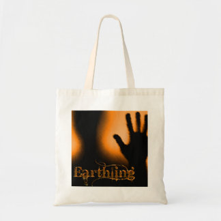 Bolsa Tote Sacola do cobrir do álbum do Earthling