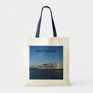 Bolsa Tote Sacola do cruzeiro #2 de San Francisco Hornblower