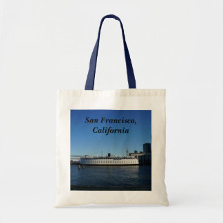 Bolsa Tote Sacola do cruzeiro de San Francisco Hornblower