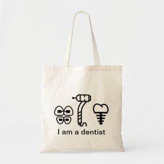 Bolsa Tote Sacola do dentista