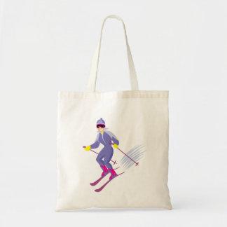 Bolsa Tote Sacola do esqui