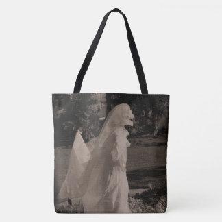 Bolsa Tote Sacola do fantasma