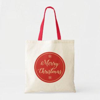 Bolsa Tote Sacola do Feliz Natal