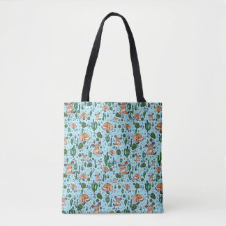 Bolsa Tote Sacola do Fox de Fennec