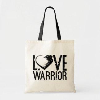 Bolsa Tote Sacola do guerreiro do amor