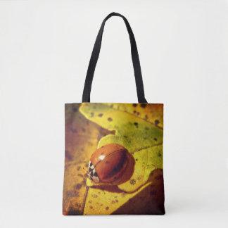 Bolsa Tote Sacola do joaninha